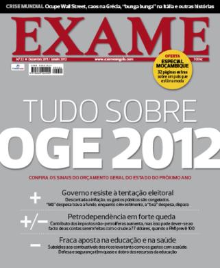 Exame n.º 22 – Dezembro 2011/Janeiro 2012