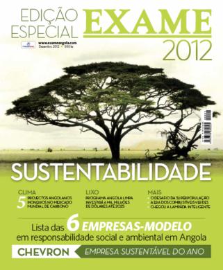 Edição Especial – Sustentabilidade – Dezembro 2012