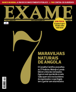 Exame n.º 40 – Agosto 2013