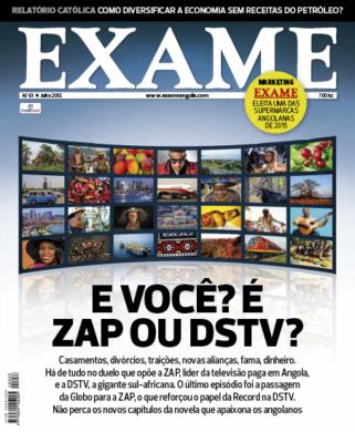 Exame n.º 61 – Julho 2015