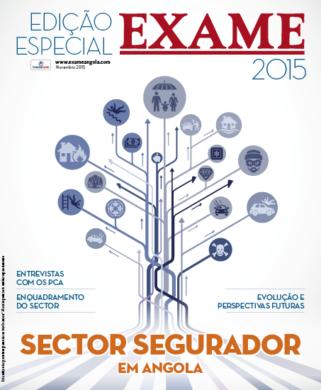 Edição Especial – Sector Segurador em Angola – Novembro 2015