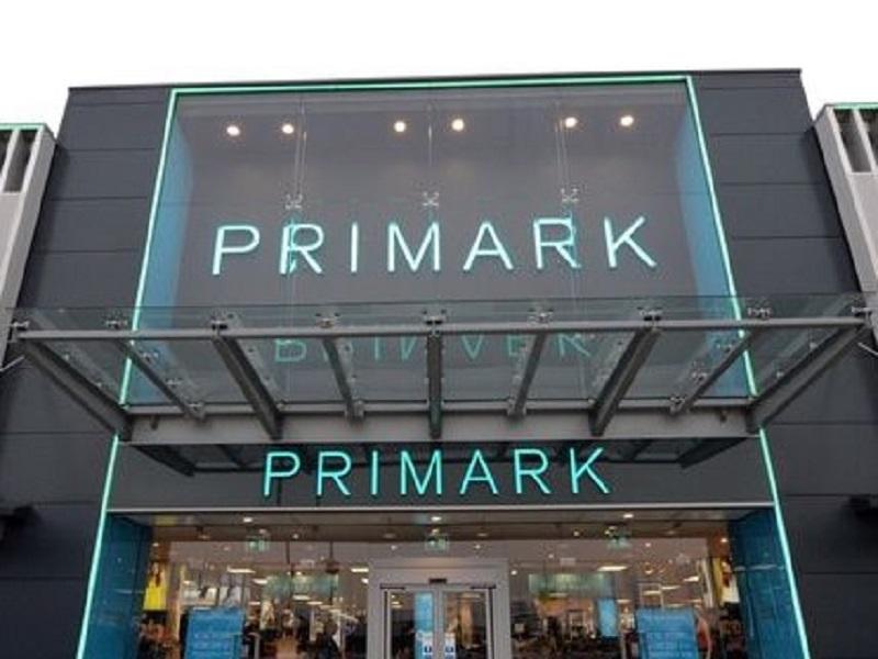Primark Tamworth, England