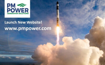 PM POWER Launch New Website!