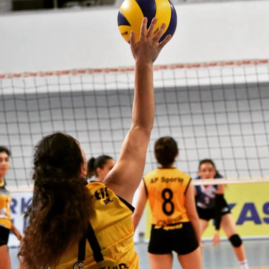 AP Sportif Voleybol Kampı Ali Peçen