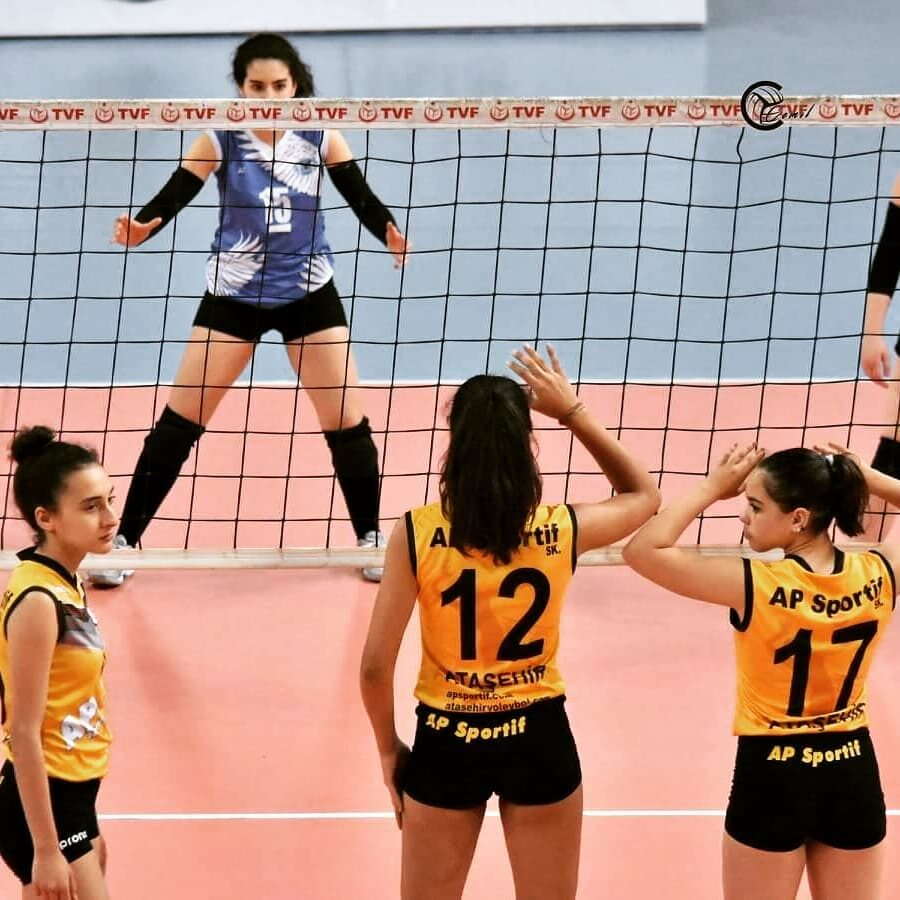 volleyball camp in Turkey, ap sportif volleyball, ap ali pecen.