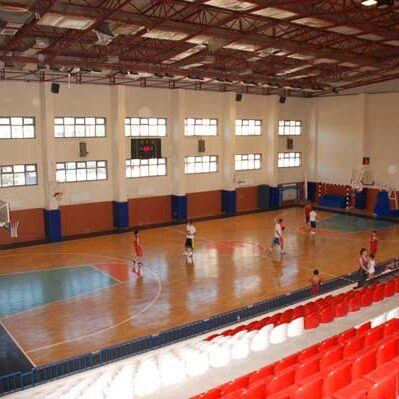 ap sportif voleybol kampı salon