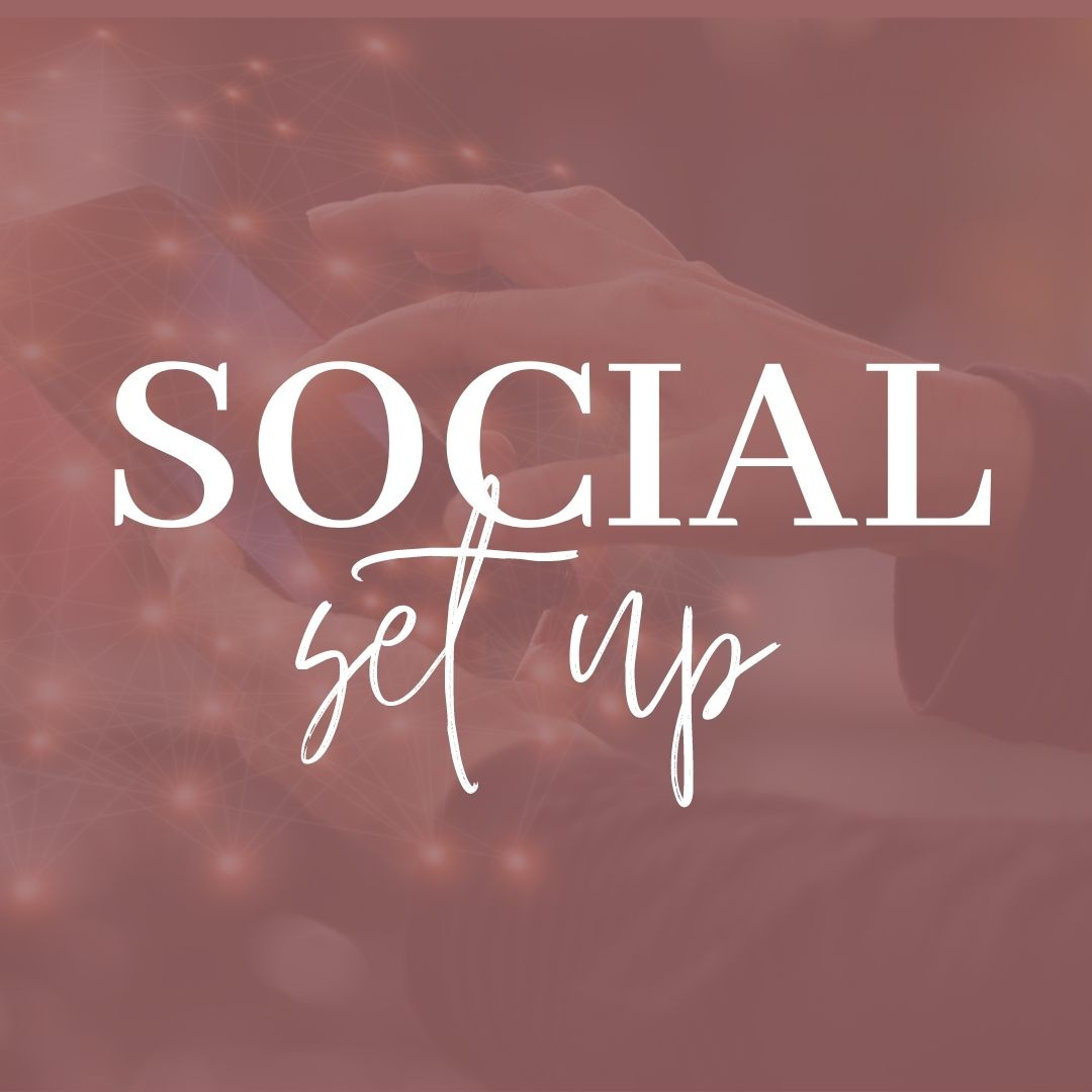 social set up luxe marketing agency