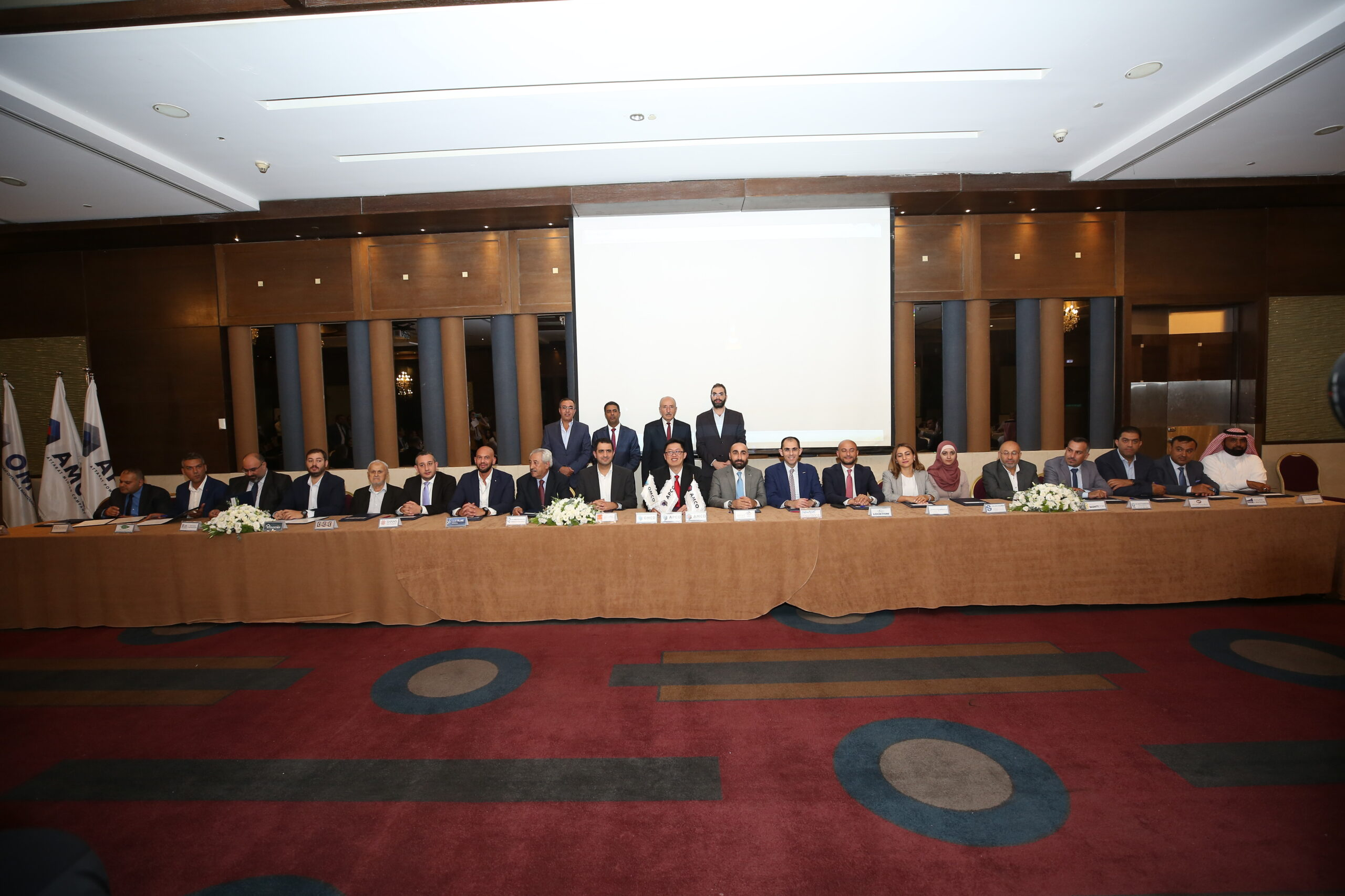 Attarat Companies sign 20 Service & Supply Contracts with Local Companies