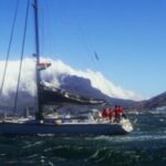 Mhadei in Cape Town for India's first solo circumnavigator Dilip Donde