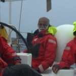 Cape to Rio 2014 for India's first solo circumnavigator Dilip Donde