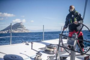 Warrior Transport for India's first solo circumnavigator Dilip Donde
