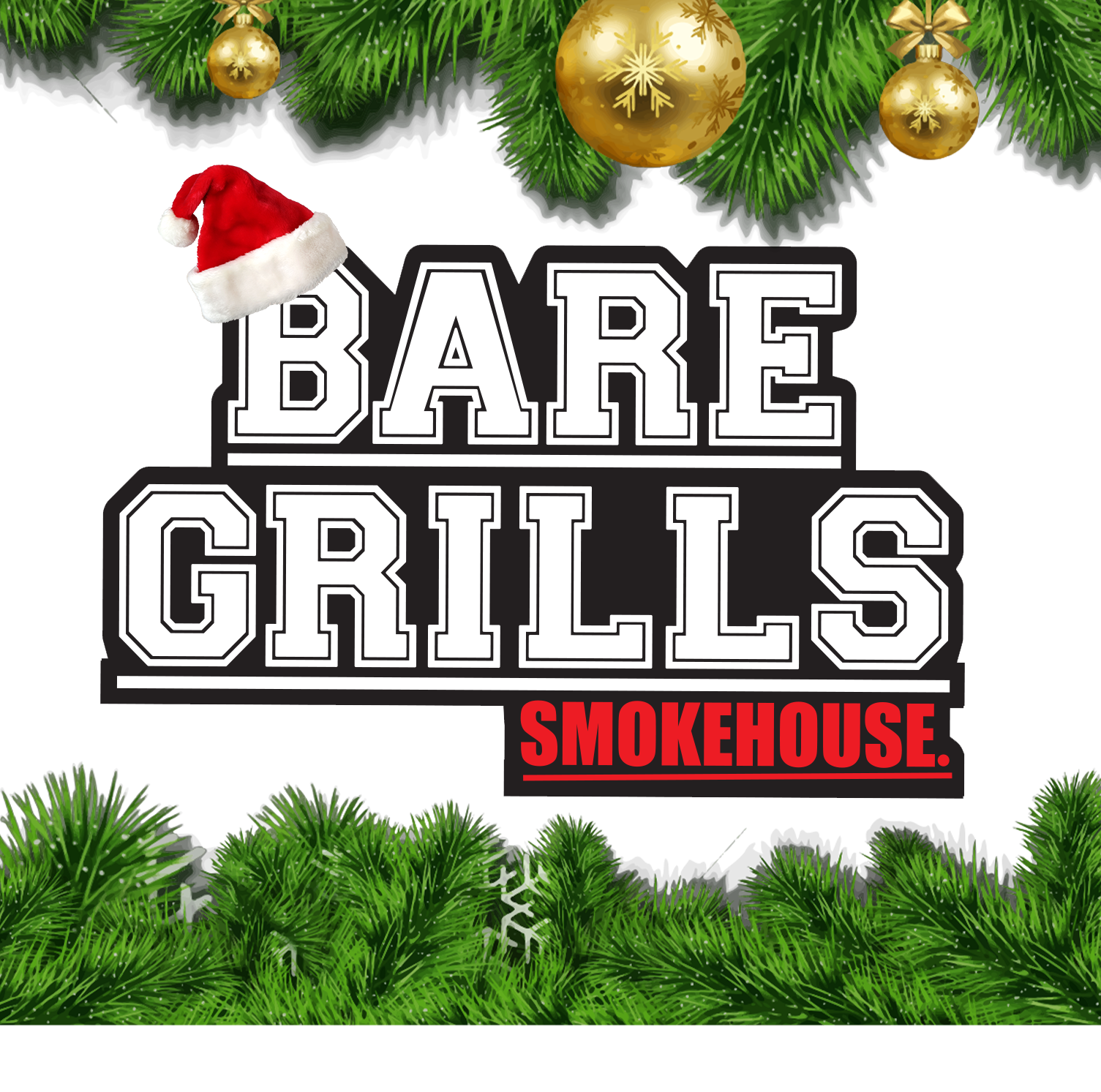 Christmas at Bare Grills
