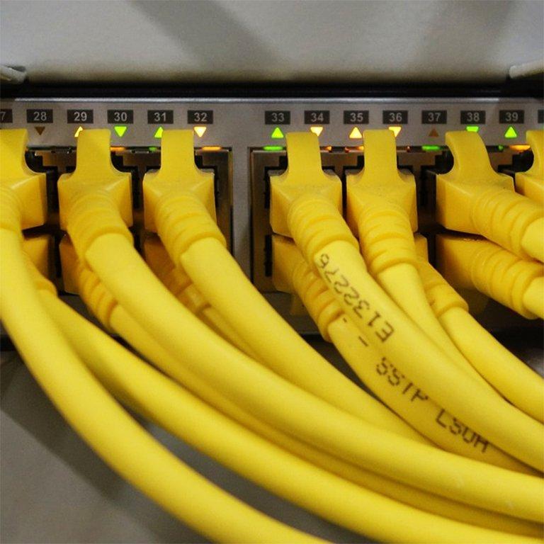 LAN-Networking-Office-AMC-Bengaluru