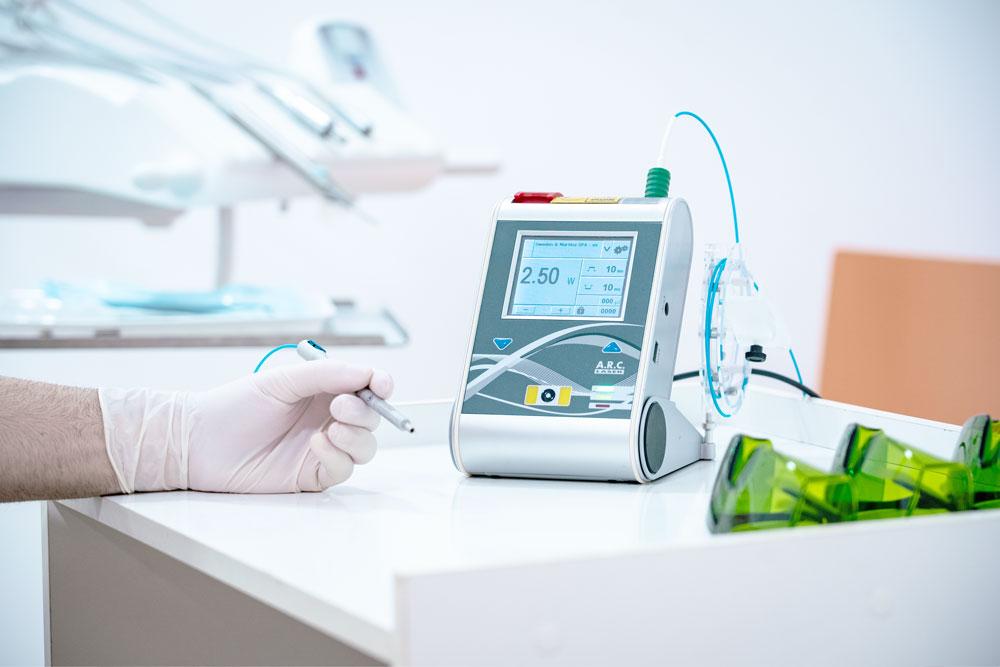 Consulta Doctor Alcubierre. Clínica dental Vilanova i la Geltrú