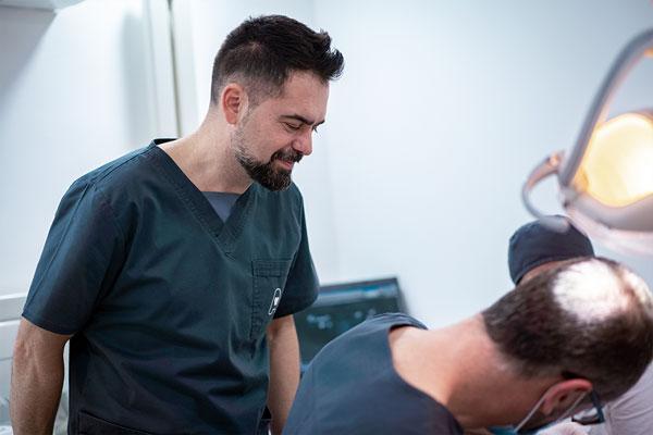 Sedación Consciente. Clínica Dental Doctor Alcubierre