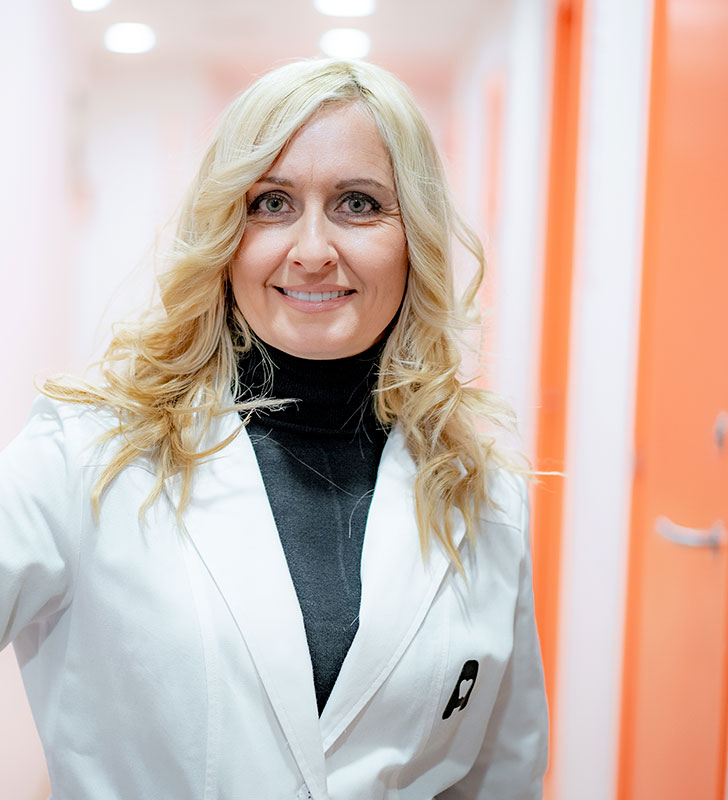 Sra. ELITSA VASILEVA