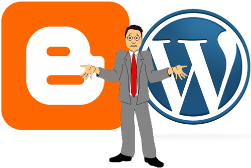 www.whtnext.com,Blogger VS WordPress