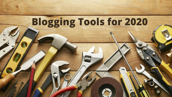 Blogging Tools for 2020