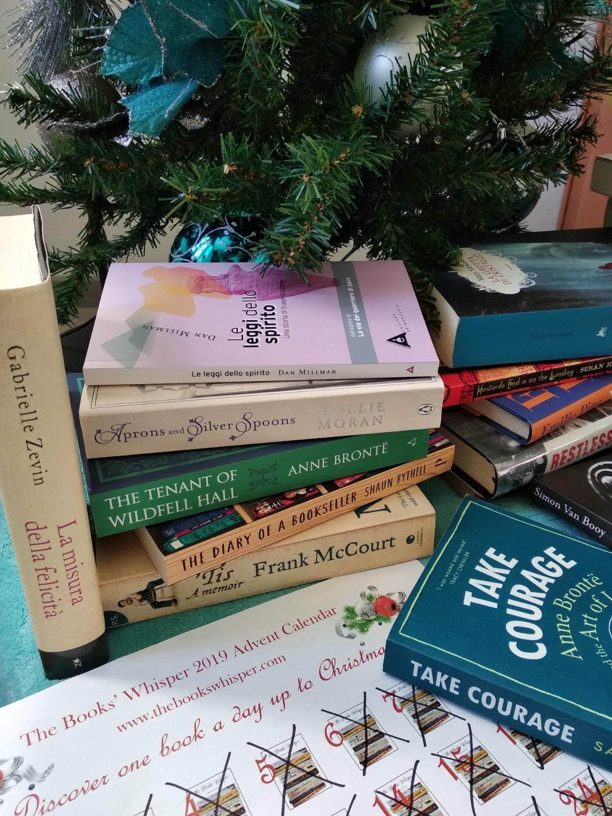The Books' Whisper 2019 Advent Calendar