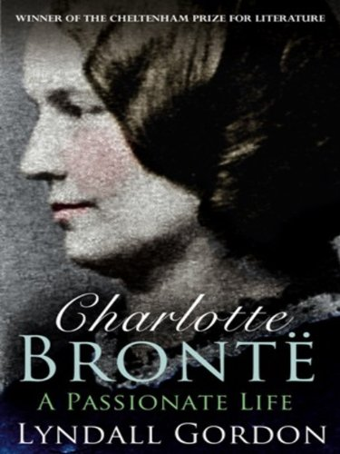 charlotte bronte bipgrapphy official uk cover
