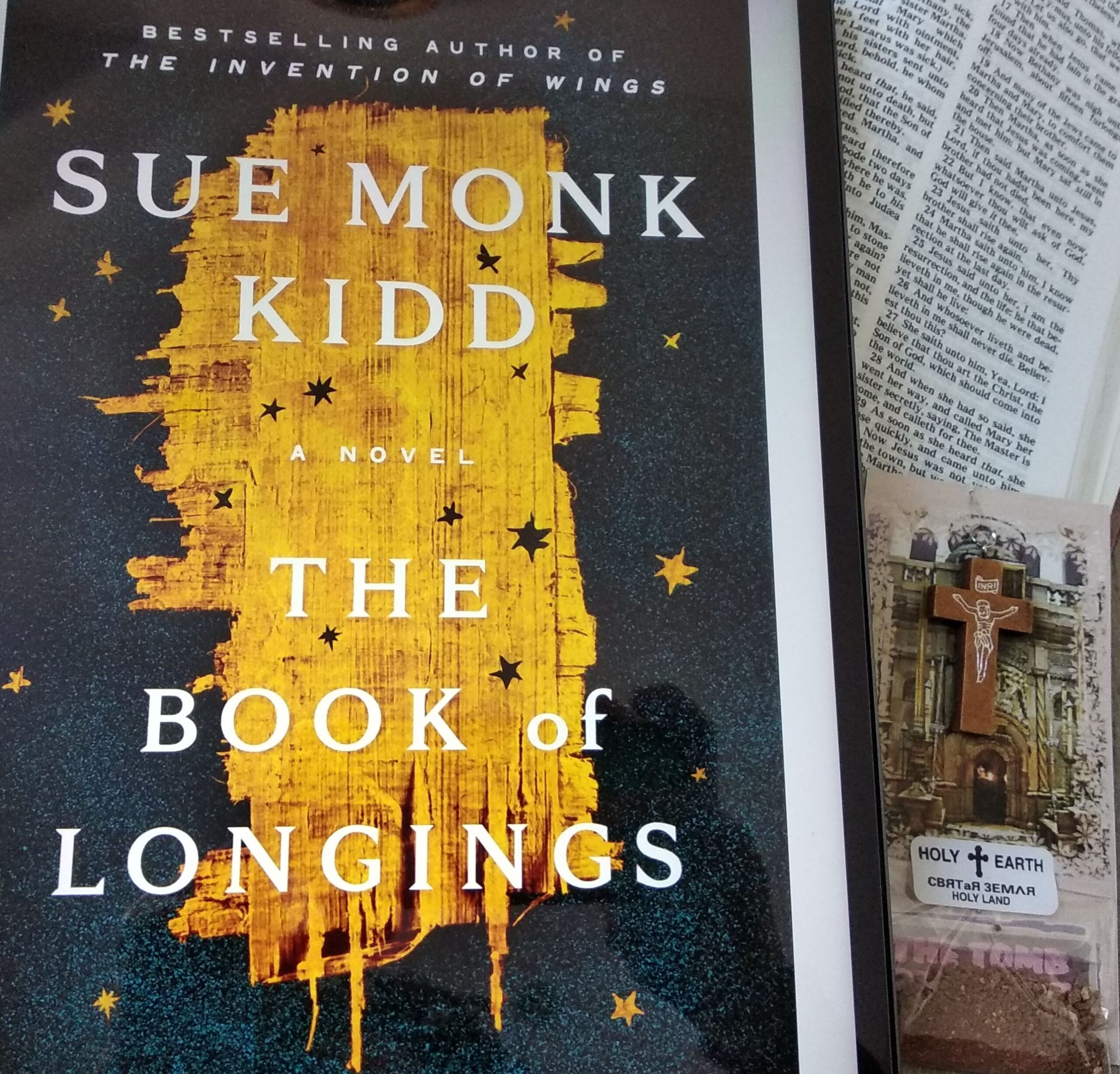 The Book of Longings (Eng/Ita)