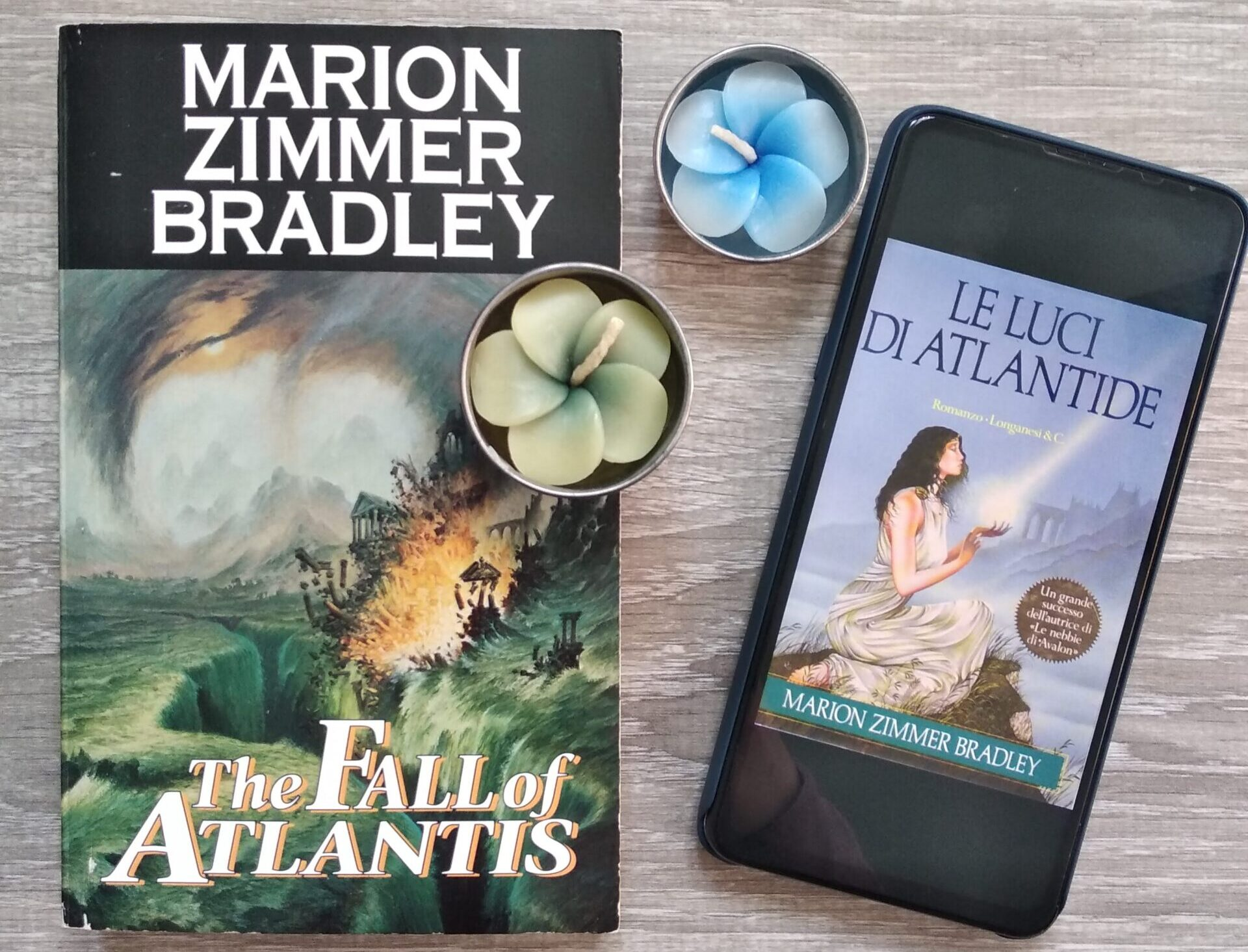 The Fall of Atlantis * Le Luci di Atlantide (Eng/Ita)