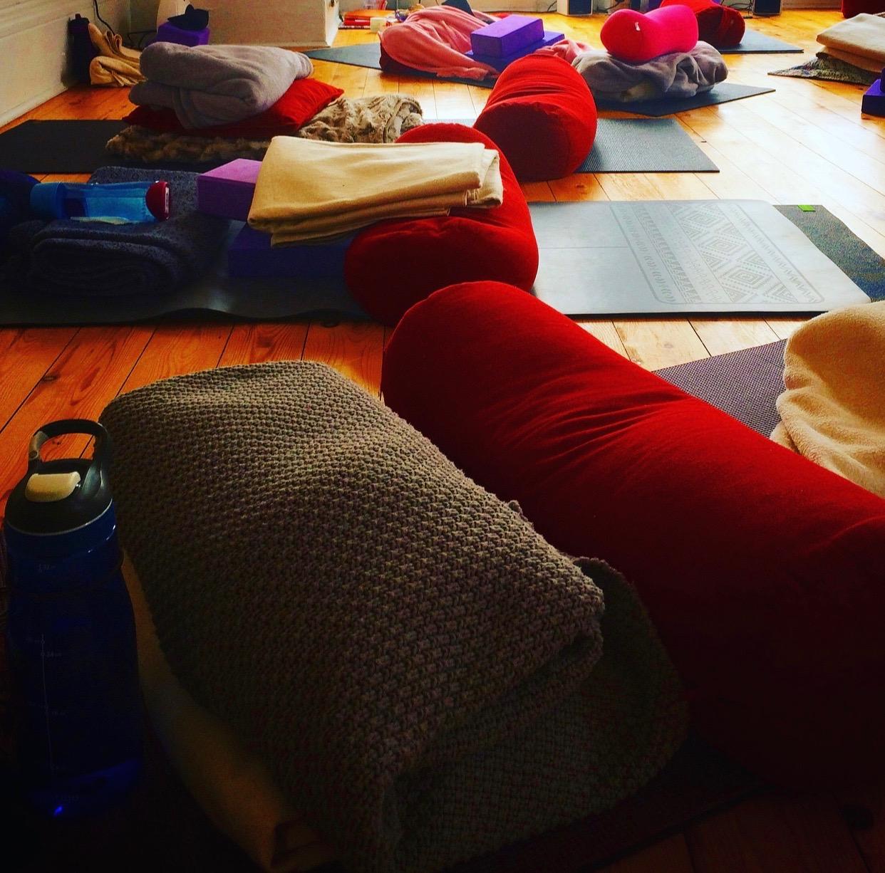Yoga Workshops Leeds