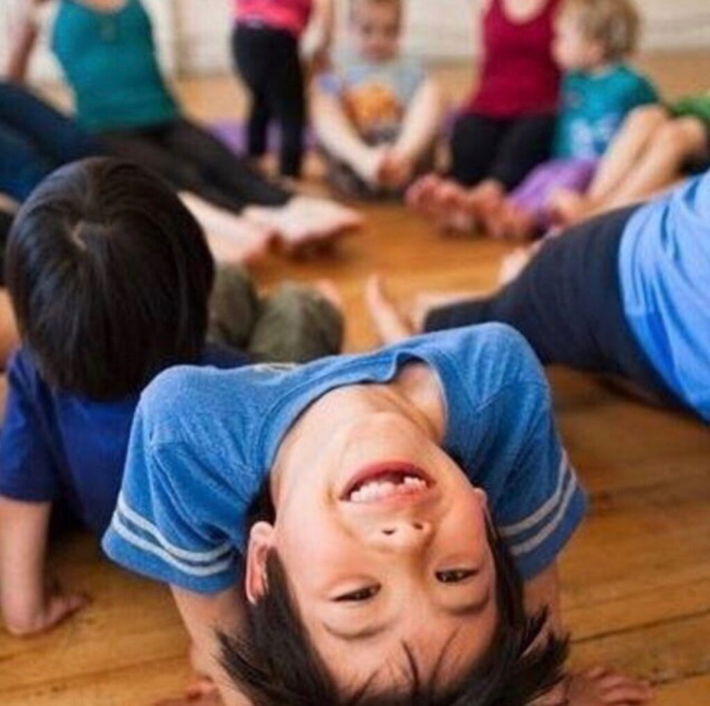 Kids Yoga Leeds