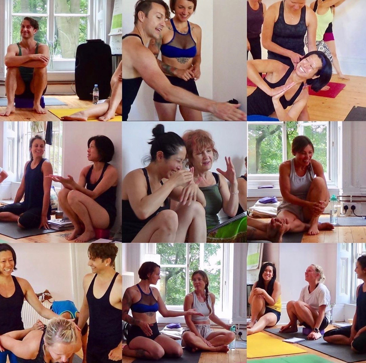 Ashtanga Teacher Training Leeds 2020