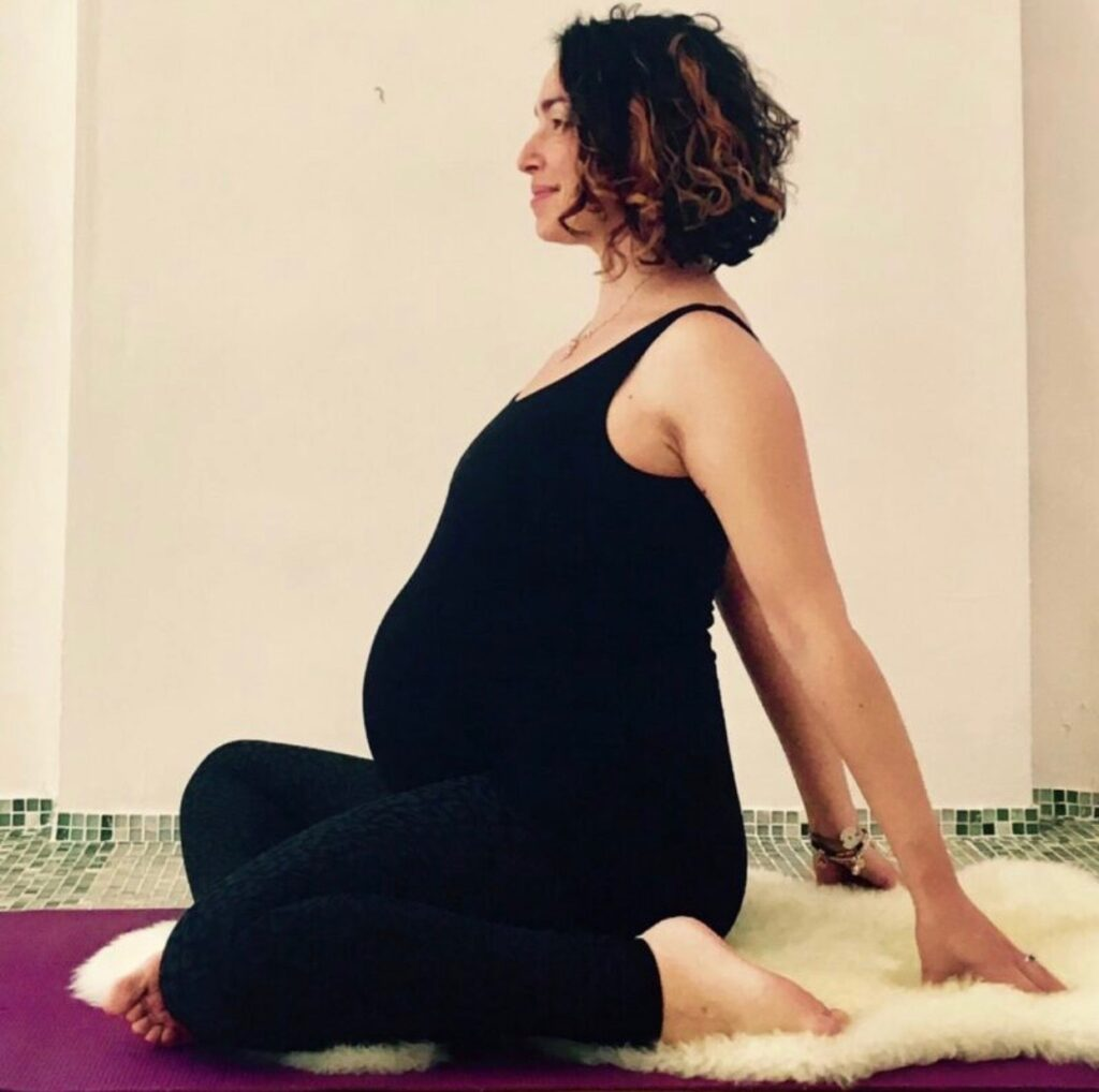 Pregnancy Yoga Leeds