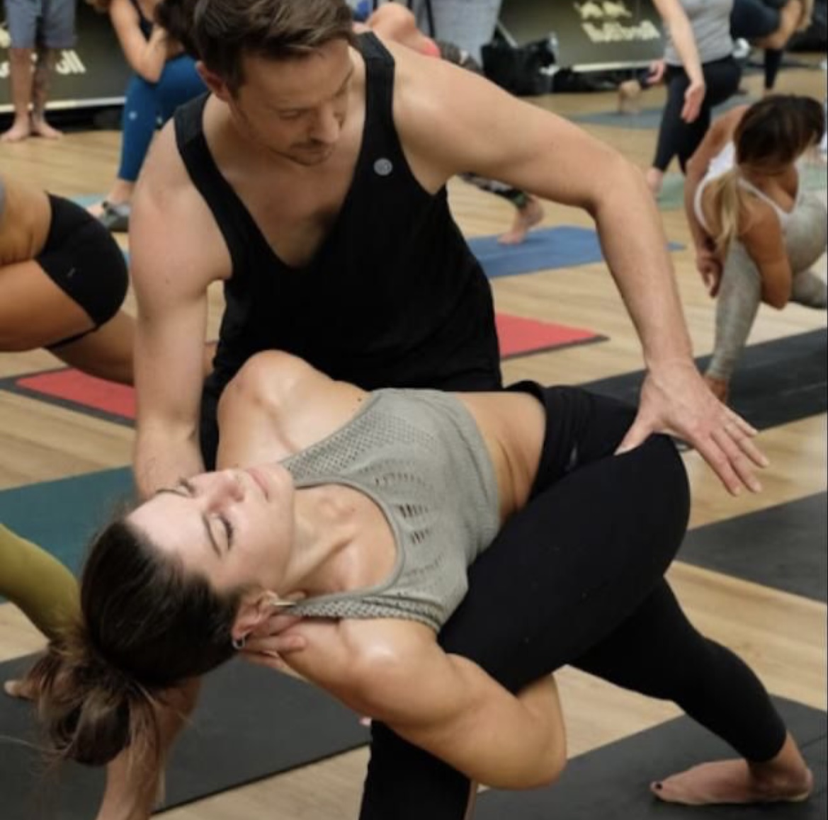 Yoga Adjustment Day