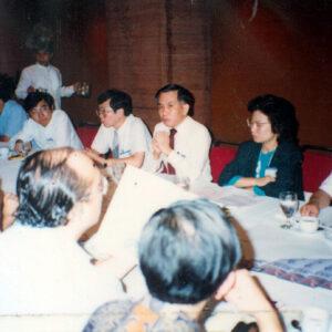 1991第一屆國宣大會(馬尼拉)