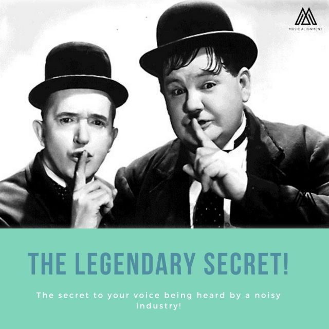 The Secret to Your Voice Being Heard by a Noisy Industry!