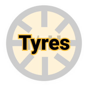 Secondhand Tyres