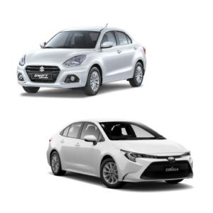 Passenger Cars/Sedan/ Small size Vehicle