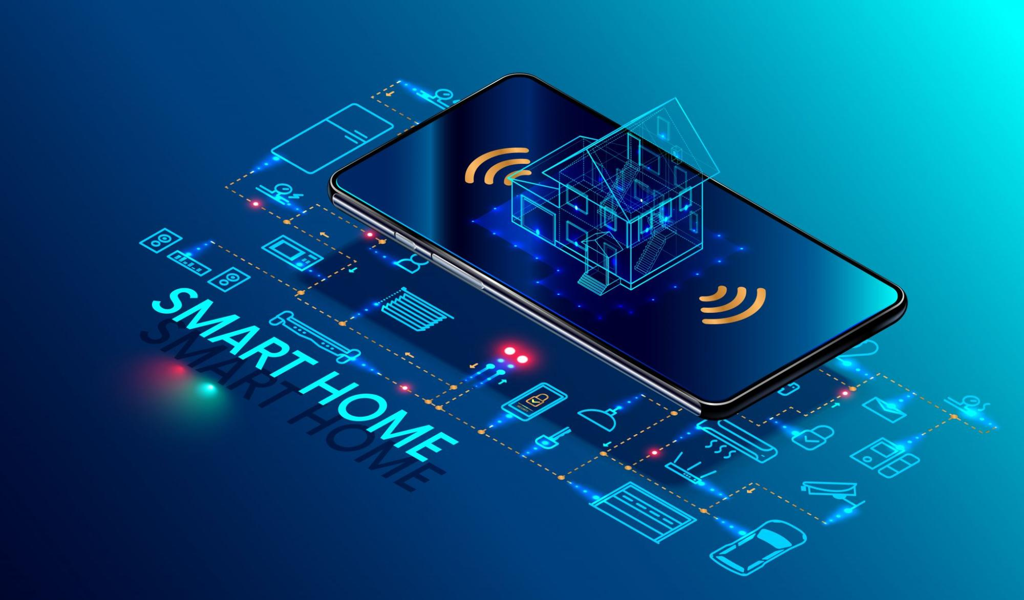What does an expert say about Advance home automation and service?