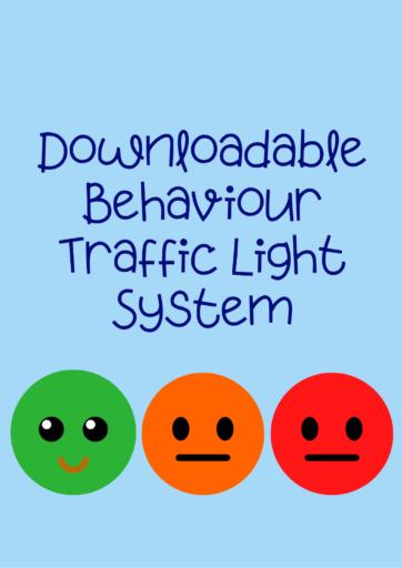Behaviour Traffic Light System