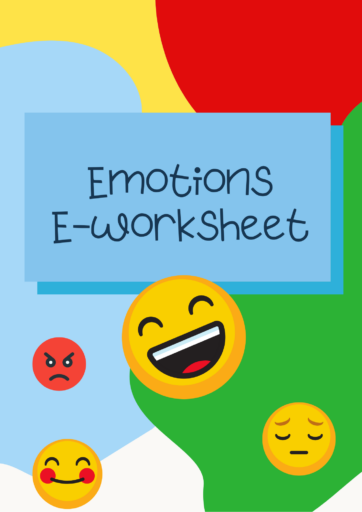 Emotions Front Page