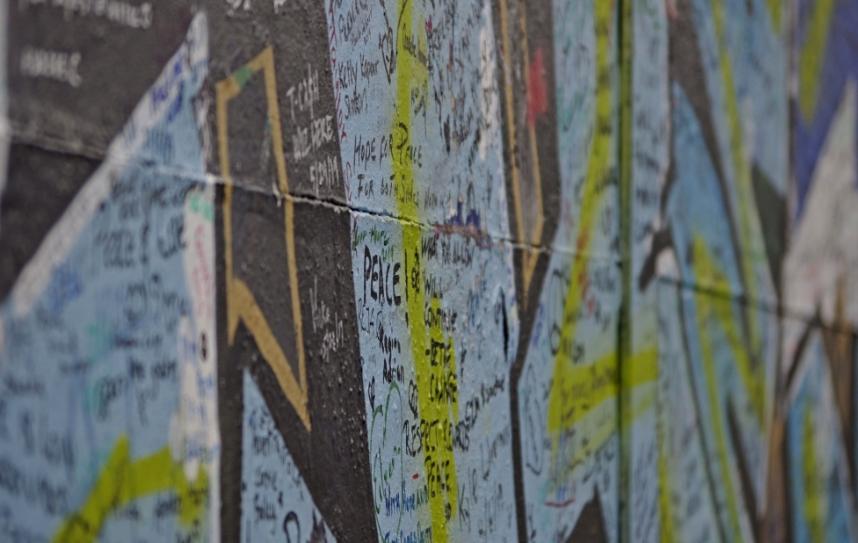 Belfast Peace Walls