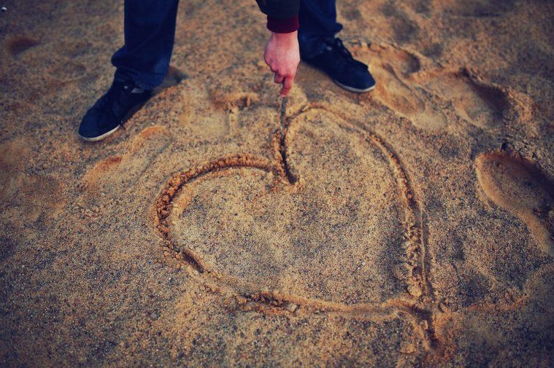 man-beach-love-sand