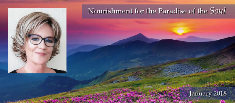 Paradise of the soul - header Jan 2018w