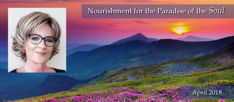 Paradise of the soul - header April 2018w