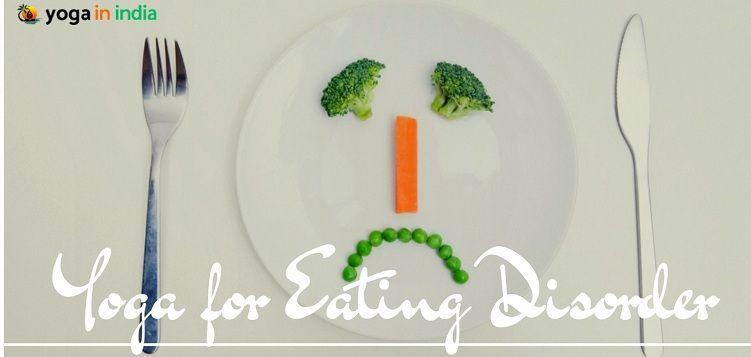 Yoga Asanas for Eating Disorder