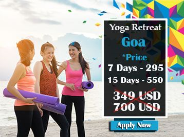 Yoga Retreat in Goa