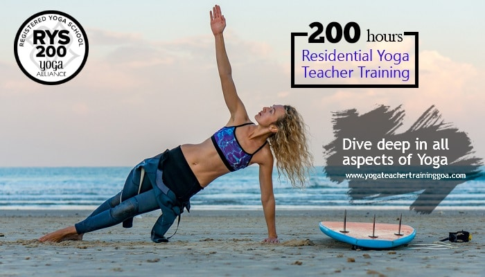 Residential Yoga Courses in India