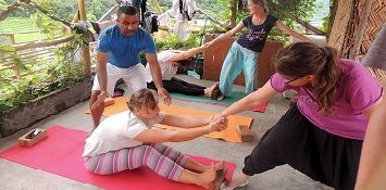 Yoga Retreat Course