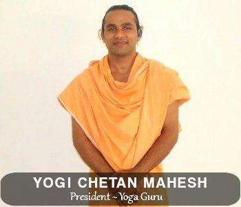 Yogi Chetan Mahesh Ji