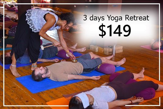 3 Days Yoga Retreat