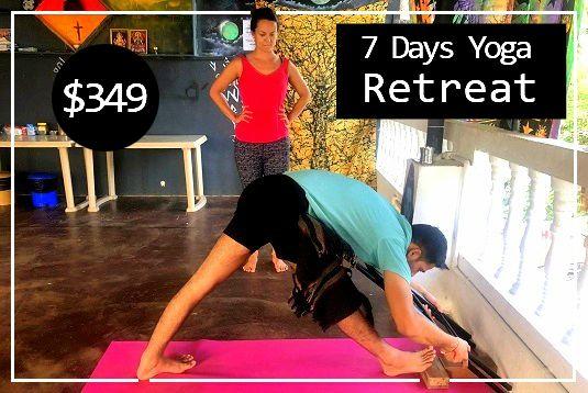 7 days Yoga Retreat