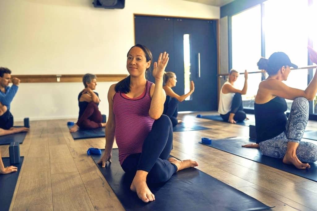 100 hours Yoga Class